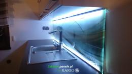 Panel szklany - LED