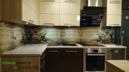 Szkło do kuchni - oliwki